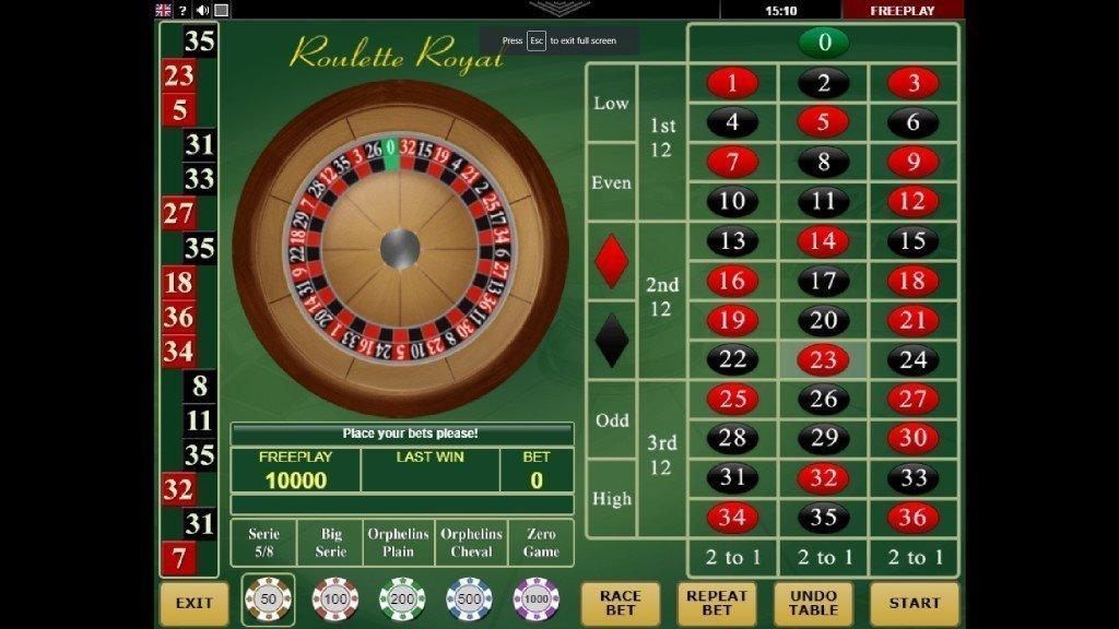 Play lightning roulette free